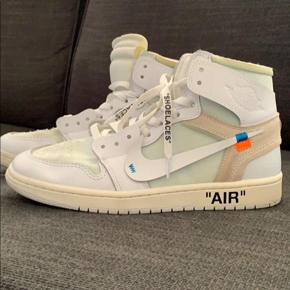 online store 5eabc eec39 OFF-WHITE x Air Jordan 1 Retro High OG 2018